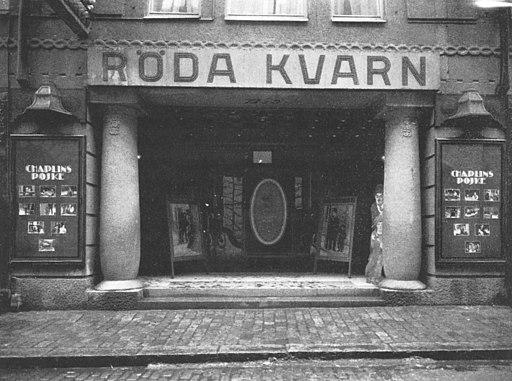 Röda Kvarn 1921