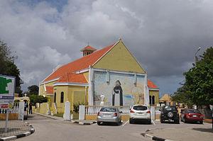 Rincon, Bonaire - Rincon church