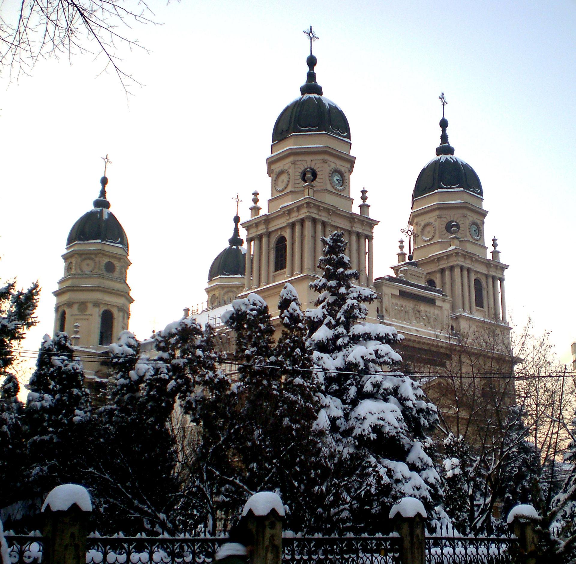 Religion in Romania - Wikipedia