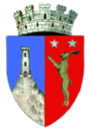 Coat of arms of Tecuci