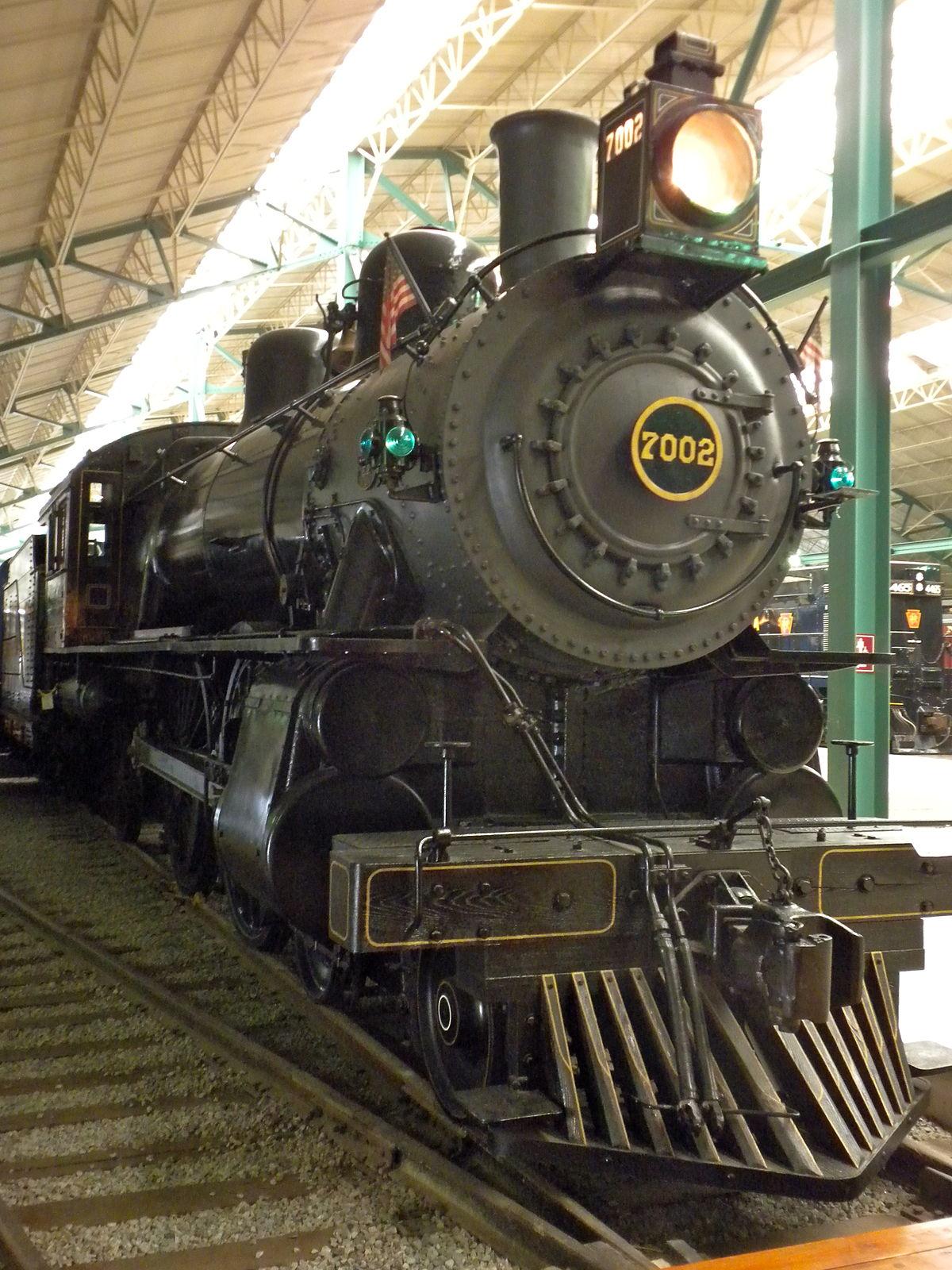 Pennsylvania Railroad 7002 - Wikipedia