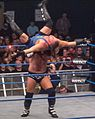 RVD vs. 'Cowboy' James Storm Eye of the Storm.jpg