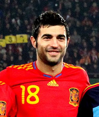 Raúl Albiol - Albiol lining up for Spain in 2009
