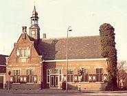Raadhuis Vlaardingerambacht in 1978