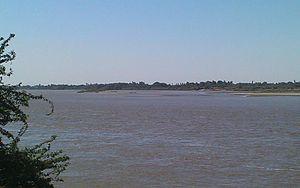 Rabak - The White Nile at Rabak