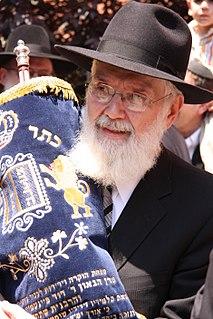 Meir Zlotowitz rabbi