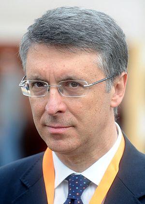 Raffaele Cantone - Raffaele Cantone at the Festival of Economics in Trento in 2016