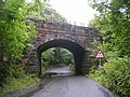 Railway Bridge near Shawstonfoot - geograph.org.uk - 232277.jpg
