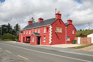 Fintown - Image: Railway Inn, Finntown, Co Donegal geograph.org.uk 461118