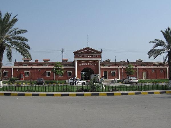 Karachi Cantonment Railway Station Wikivisually
