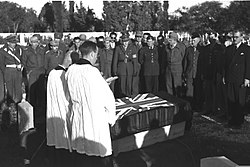 Ramle Funeral 1949