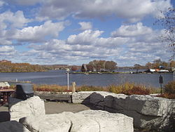 Ramsey lake in sudbury.JPG