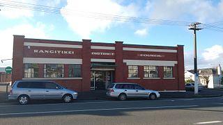 Rangitikei District Territorial authority in Manawatū-Whanganui, New Zealand