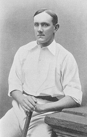 Herbie Hewett - Image: Ranji 1897 page 295 H. T. Hewett
