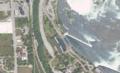 Rankine generating station National Map NAIP.png