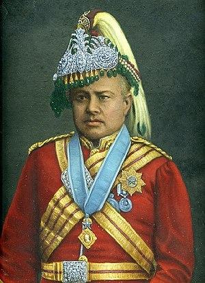 Ranodip Singh Kunwar - Sri 3 Maharaja Ranoddip Singh Kunwar Ranaji