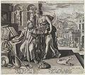 Raphael Sadeler, o Velho - Honra, 1591.jpg