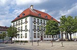Bad Kötzting - New Town hall Bad Kötzting