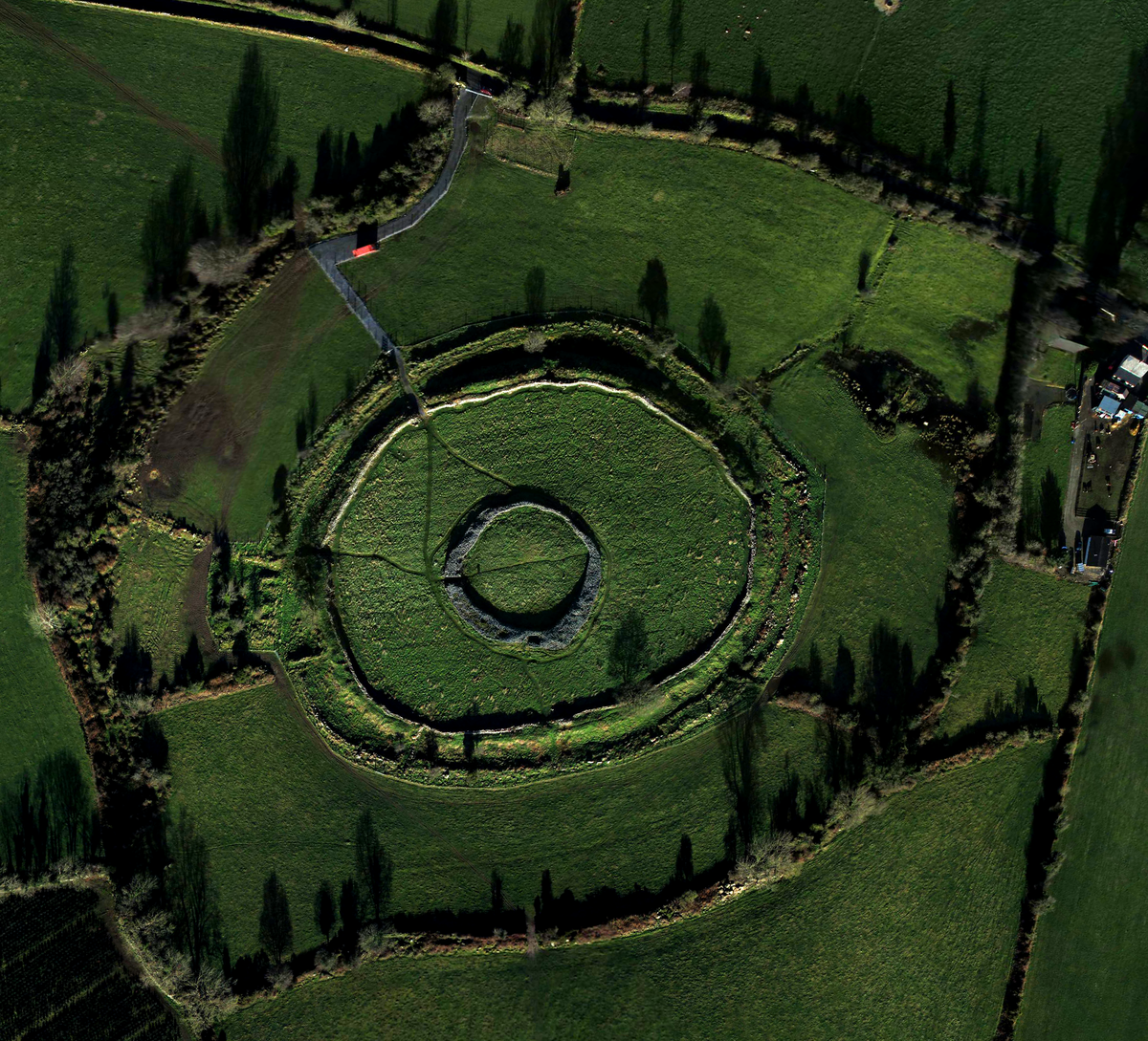 iron age hillforts in britain and beyond harding dennis