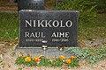 Raul Nikkolo haud.jpg