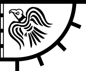 Unification of Norway - Image: Raven Banner