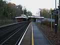 Ravensbourne station look north3.JPG