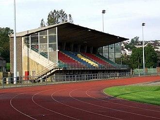 Scotland women's national football team - Ravenscraig Stadium hosted the first official match played by the Scotland women's team, in November 1972.