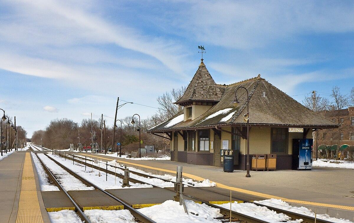 Ravinia Station Wikipedia