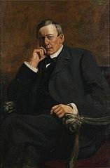 Portrait of William Rolleston