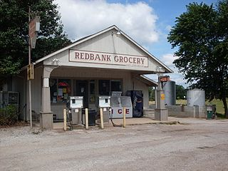 Red Bank, Missouri unincorporated community in Missouri