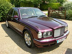 Bentley Arnage Red Label (2000–2004)