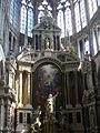 Redon - église Saint-Sauveur, maître-autel (07).JPG