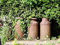 Redundant churns - geograph.org.uk - 182218.jpg