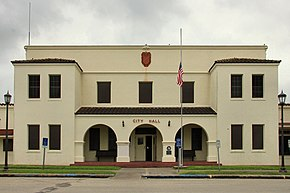Refugio city hall 2015.jpg