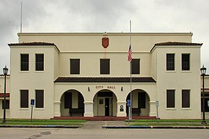 Refugio, Texas - Refugio City Hall
