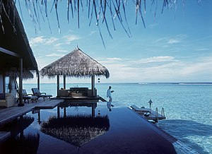 English: Taj Exotica Resort & Spa, Maldives - ...