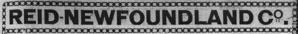 Reid Newfoundland Company - Image: Reid NFLD Company logo