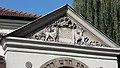 Reliefs of lions-Portal-Remuh Synagogue of Kazimierz-Kraków.jpg