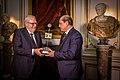 Remise du prix du musée du Conseil de l'Europe au Centre de la solidarité européenne Strasbourg 19 avril 2016-2.jpg