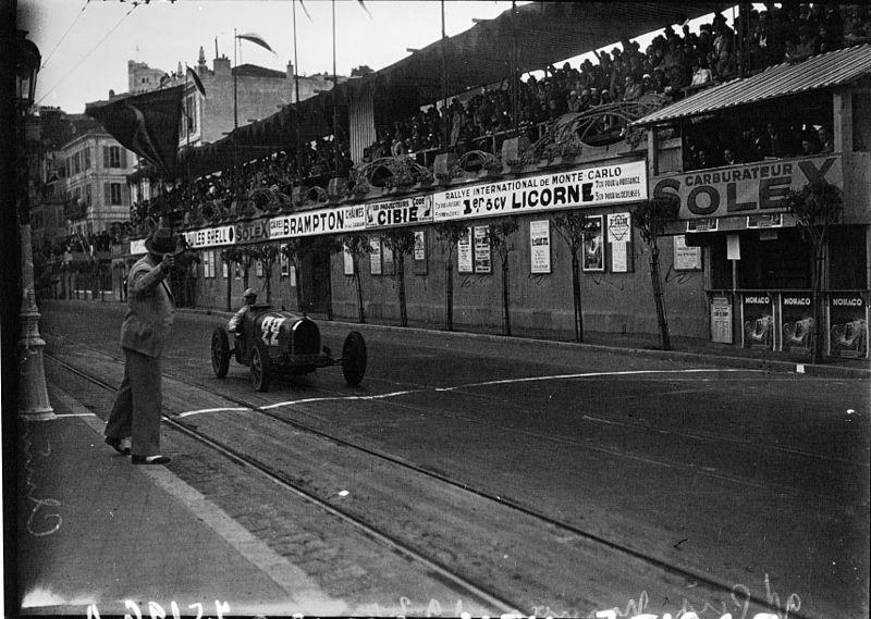 File:René Dreyfus winning the 1930 Monaco Grand Prix.jpg