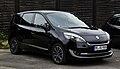 Renault Grand Scénic Bose Edition dCi 150 (III, Facelift) – Frontansicht, 17. September 2012, Ratingen.jpg