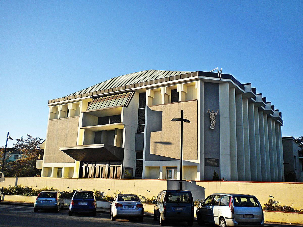 Chiesa della resurrezione prato wikipedia - Architetto prato ...