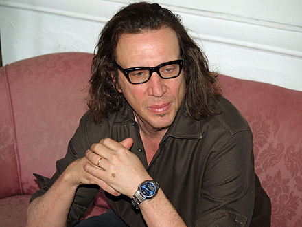 Punk rock icon and writer Richard Hell still lives in the same apartment in Alphabet City that he has had since the 1970s Richard Hell 3 by David Shankbone.jpg