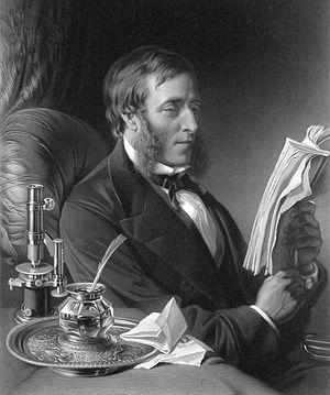 Thomas Oldham Barlow - Portrait of Richard Quain (engraving after Daniel Maclise)