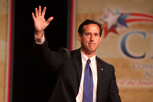 Rick Santorum CPAC FL 2011