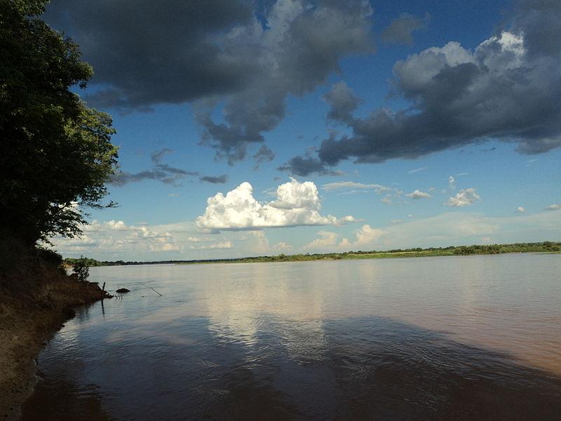 Ficheiro:Rio São Franciso (River) Sítio do Mato, Bahia, Brasil.JPG