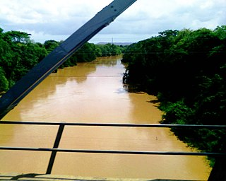 Unare River river in Venezuela