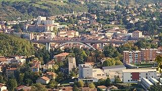 Rive-de-Gier Commune in Auvergne-Rhône-Alpes, France