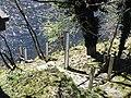 River level gauges at Warden Bridge. - geograph.org.uk - 1254471.jpg