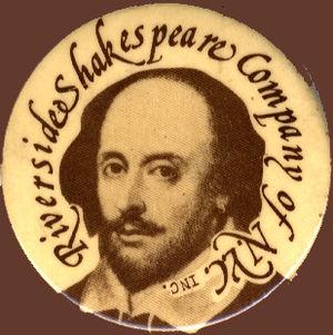 Riverside Shakespeare Company - Riverside Shakespeare Company logo, 1977